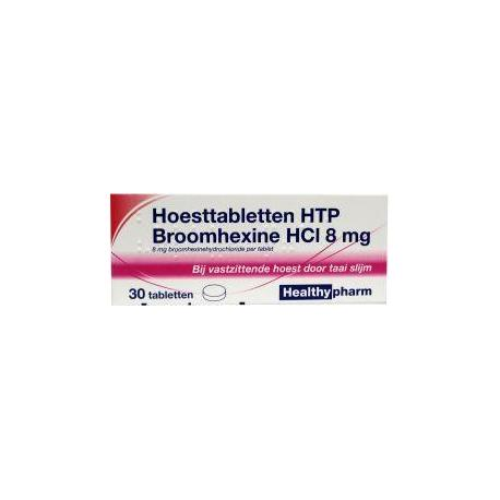 Broomhexine hoest 8mg