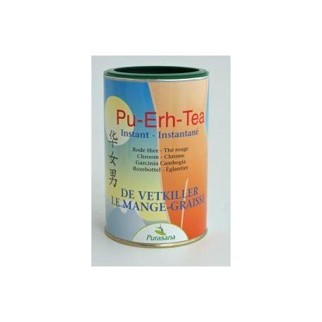 Pu erh tea instant pot