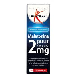 Melatonine puur one a day 2 mg